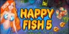 Happy Fish5 เกมยิงปลาออนไลน์ยอดนิยม บนเว็บพนันสโบเบท